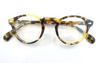 Oliver Peoples Limited Edition Future Scope DTB