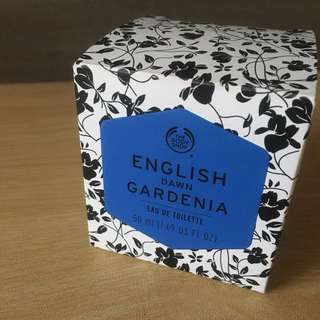The Body Shop English Gardenia EDT