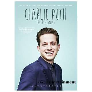 Charlie Puth the Beginning DVD 2016 (包郵)