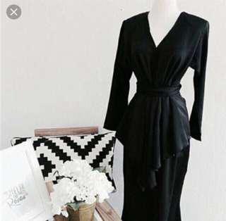 Nea by ezra kimono wrap