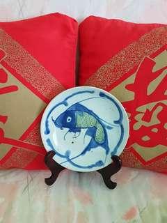 Vintage porcelin plate