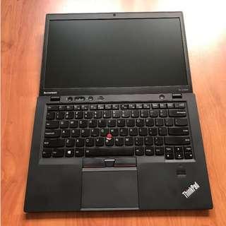 Lenovo X1 Carbon (i5-3427U, 8GB Ram, 256GB SSD) + Onelink USB 3 Dock