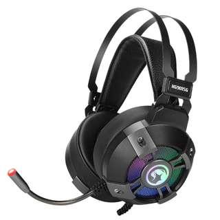 Marvo HG9015G 模擬7.1聲道RGB電競耳機
