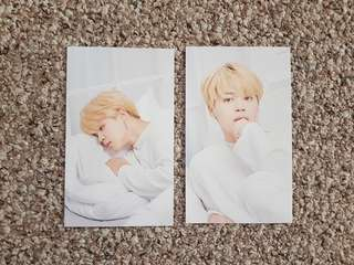 BTSxMEDIHEAL Photocards Set