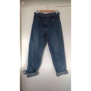 Mom/Mum jeans