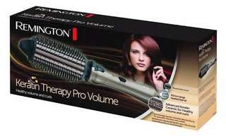 Remington keratin therapy pro volume