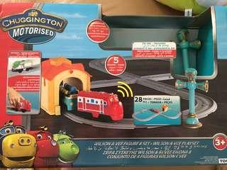 Chuggington motorised train set (no engine)