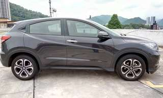 Daily | Weekly | Monthly Honda HRV 1.8L V 2017