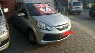 Honda brio E CBU AT