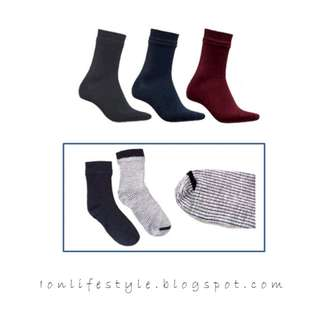[CLEAR STOCK] #TL63 Women's Comfort Socks (One pair per pack)