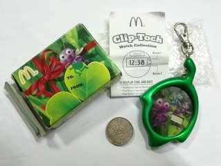 1998麥當奴鎖匙扣