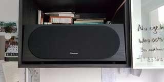 Pioneer SP-C22 Andrew Jones Designed Centre Channel Speakers
