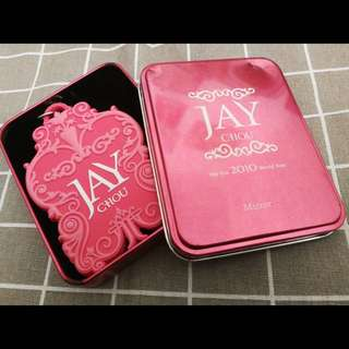 Jay Chou 2010 Concert Merchandise