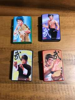 Bruce Lee Collectible lighter