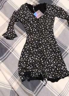 Missguided Mini Tea Dress