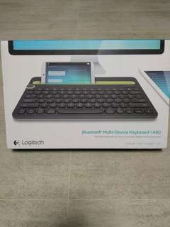 BRAND NEW Logitech Bluetooth Keyboard K480