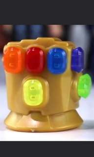 Original lego infinity stones gems -  blue purple orange yellow green red (from 76101 76102 761013 76104 76107 76108)