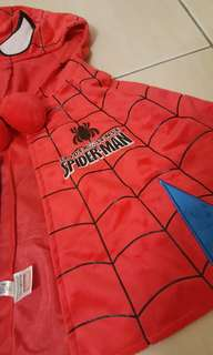 Marvel Spiderman Cape