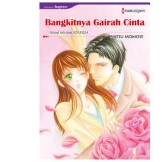 Ebook Bangkitnya Gairah Cinta - Natsu Momose