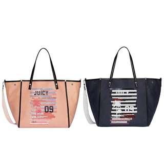 英國代購Juicy Couture減價Tote Bag