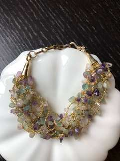 Crystals Bracelet (Good condition)