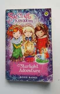 🚚 Secret Kingdom