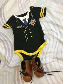 Pilot Bodysuit