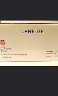 Laneige collagen drink 30ml x 10 bottles 1 box