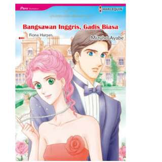 Ebook Bangsawan Inggris, Gadis Biasa (English Lord, Ordinary Lady) - Mizuho Ayabe
