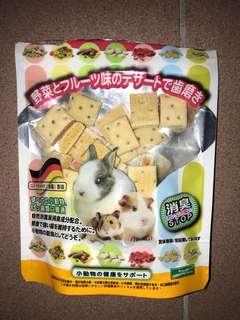 🚚 鼠兔磨牙餅乾