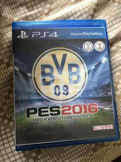 Ps4 PES 2016 USED