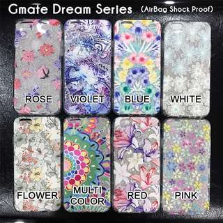 iPhone 6/6s Mini Flower Dream Series (Airbag Shock Proof TPU)