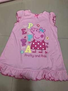 🚚 Peppa Pig dress