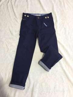 Zara Celana Biru