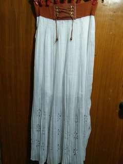 Boho skirt/summer skirt