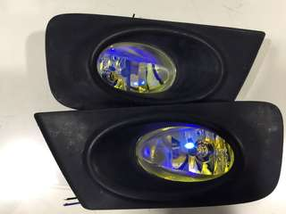 Honda Jazz GD1 Rainbow Fog Lamp