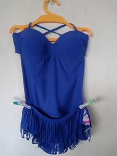 SASSA BLUE SWIMWEAR