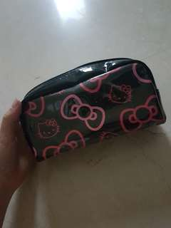 Kotak pensil / pouch hello kitty