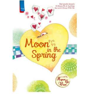 Ebook Moon in The Spring - Hyun Go Wun