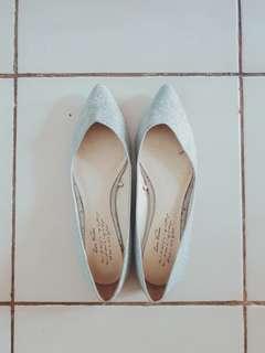 Preloved Original Sparkly Zara Shoes