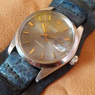 Rolex 6694 Anthracite Grey Dial