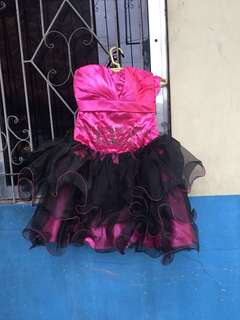 Tube Lady Gaga-esque Cocktail Dress (FOR RENT)