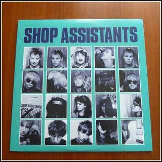 Shop Assistants - Shop Assistants (180g vinyl LP)