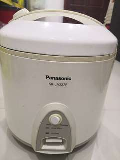 Rice Cooker (Used)