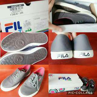 Fila Rubber Shoes.