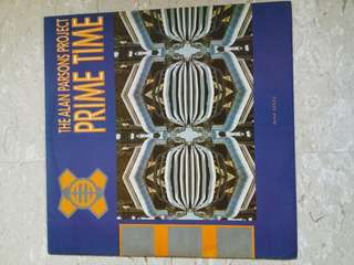 "Alan Parsons Project 12"" singles lp record vinyl"