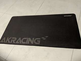 AK Racing Gamming mouse pad / desk pad