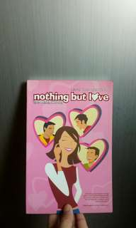 Novel Nothing but Love