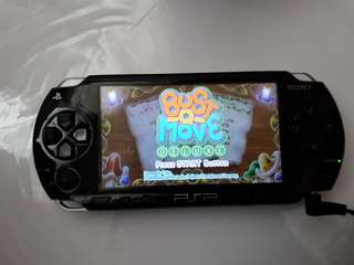 Sony PSP (no battery and charger)