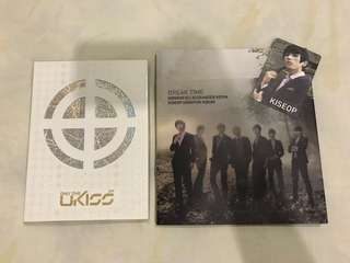 [WTS]Pre loved ukiss album